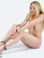 Katy Cuffed