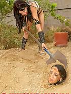 Slave digger