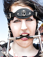 Slavegirls gagged