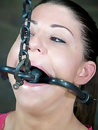 Slavegirls gagged