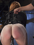 Red Head Gets Tormented and Ass Fucked