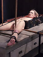 Encased, Restrained and Tormented!