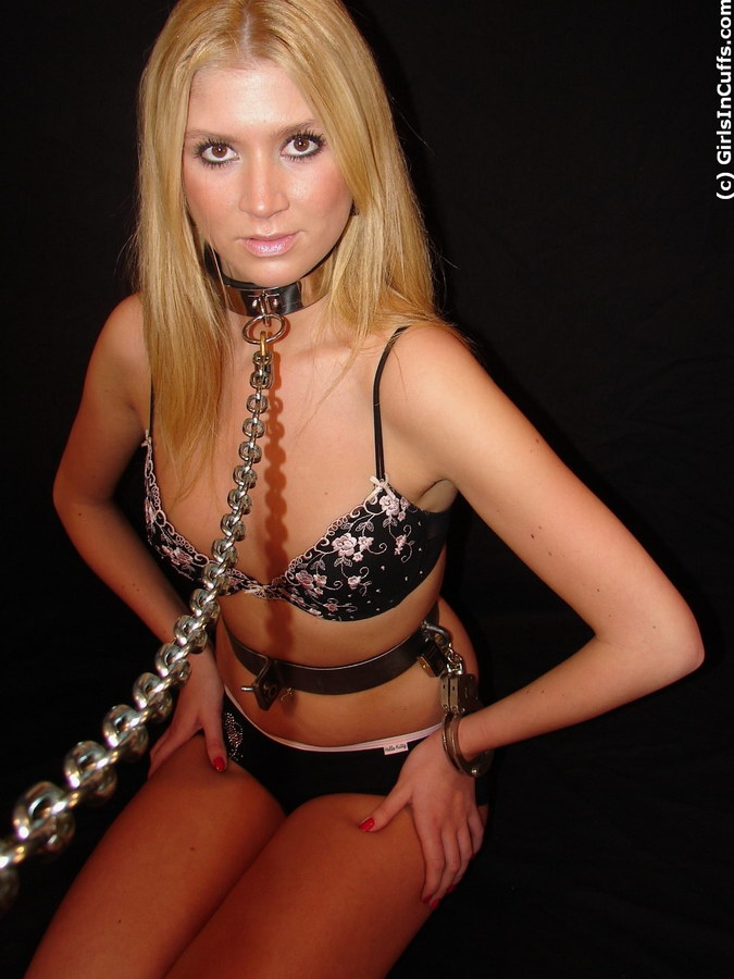 Women in bondage chastity belt story