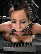 Chain Only Suspension Bondage, pic 1