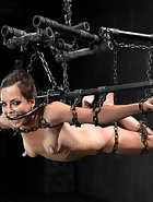 Chain Only Suspension Bondage, pic 2