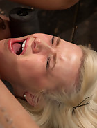 Hot Blonde in Chains, pic 7