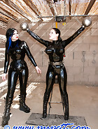 Ball-chained bondage, pic 12
