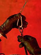 Slave on hooks, pic 3