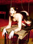 Slave on hooks, pic 9
