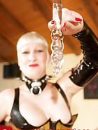 Mistress and 2 femslaves, pic 9