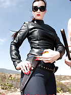 Two ponygirls rides, pic 9