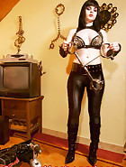 Jill gets punishments, pic 14