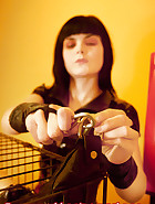 Jill in a cage, pic 10