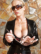 Complete chastity harness, pic 7