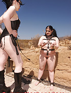 2 girls in chains, pic 5
