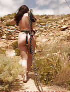Chained in a cave, pic 4