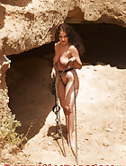 Chained in a cave, pic 8