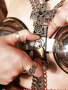 Tollyboy chastity belt, pic 7