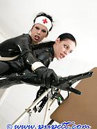 Extreme rubber bondage, pic 5