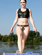 My hip chastity belt, pic 11