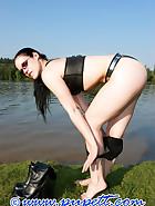 My hip chastity belt, pic 9