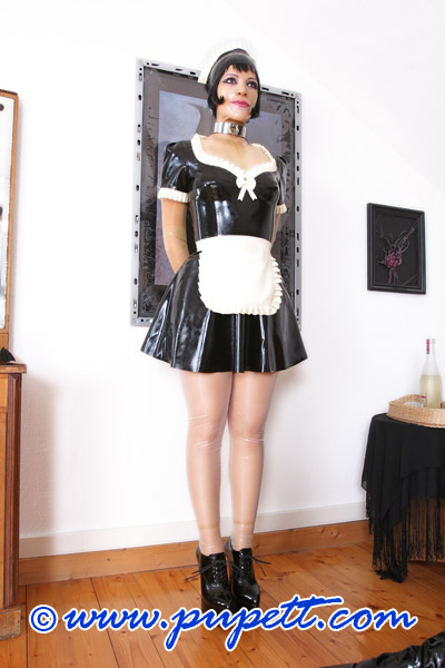 Rubber Maid Fetish 70