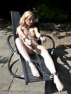 Sophia chained, pic 1