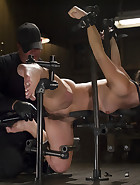 Overwhelmed with Brutal Bondage, pic 5