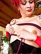 Rope bondage, pic 11