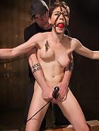Grueling predicament bondage, pic 2