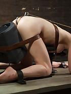 Grueling predicament bondage, pic 9