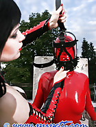 Chimney bondage, pt.2, pic 6