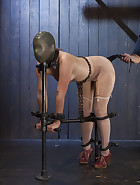 Red Head Gets Tormented and Ass Fucked, pic 4