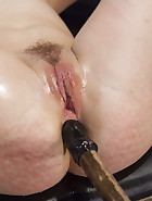 Red Head Gets Tormented and Ass Fucked, pic 10