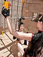 Desdemona in bondage, pic 5